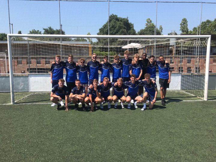 Colne Football – Barcelona Visit